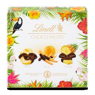 Фрукты в шоколаде CHOCO FRUITS 180г