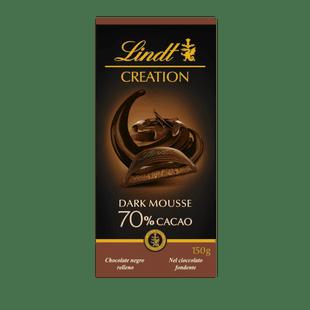 CREATION Тёмный с Шоколадным Муссом 150г