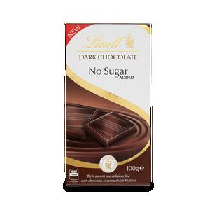 Темный шоколад без сахара 100г