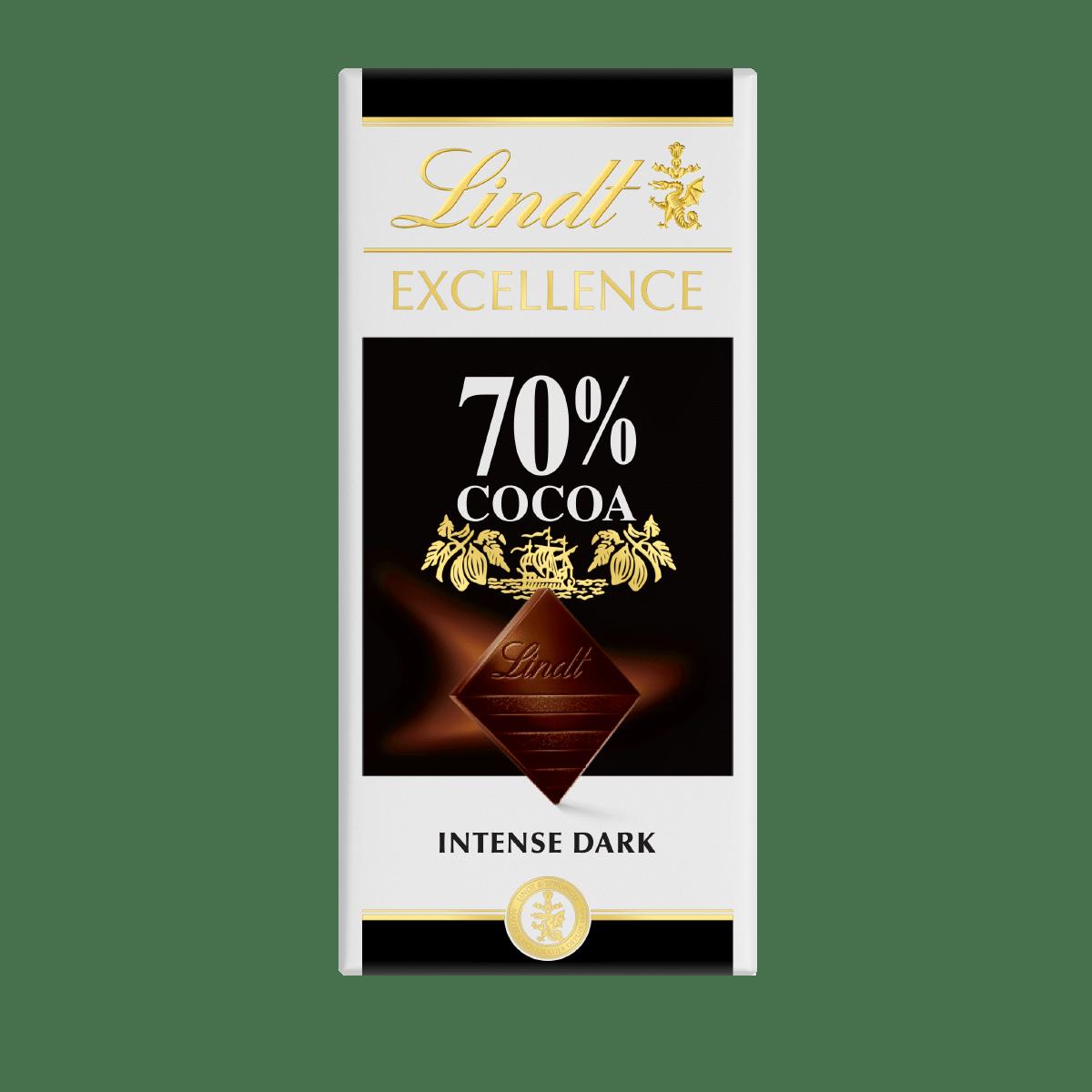 EXCELLENCE Горький 70% Какао 100г