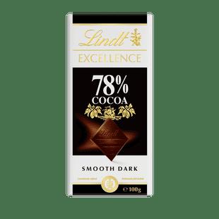 EXCELLENCE Горький 78% Какао 100г