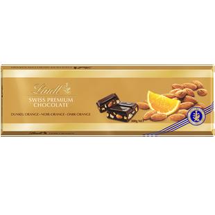 GOLD Горький с Апельсином и Миндалем 300г