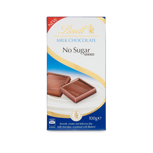 Молочный шоколад без сахара 100г